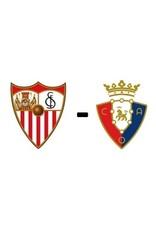 Sevilla - Osasuna 31 oktober 2021