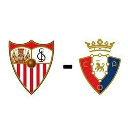 Sevilla - Osasuna