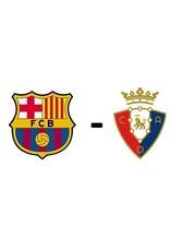 FC Barcelona - Osasuna 13 maart 2022