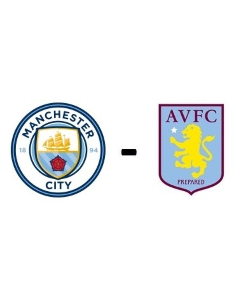 Manchester City - Aston Villa 22. Mai 2022