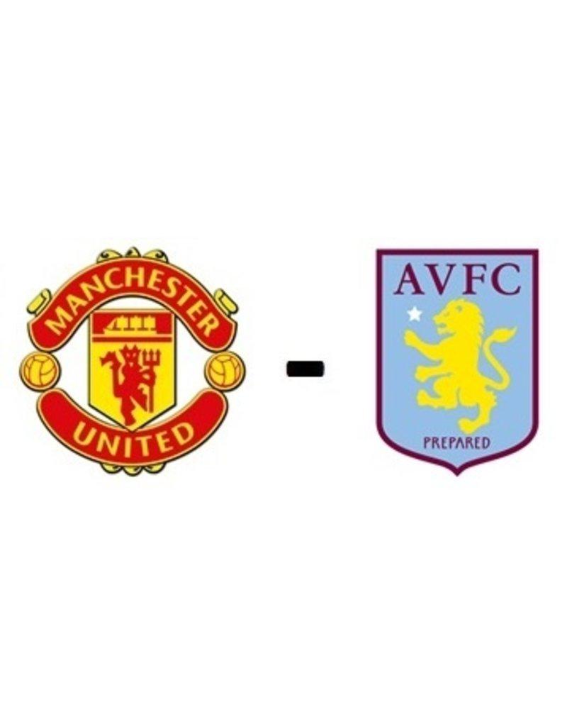 Manchester United -Aston Villa 30 november 2019