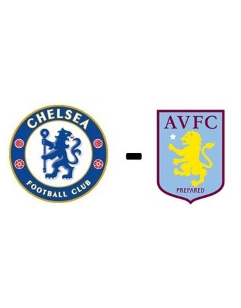 Chelsea - Aston Villa 4 december 2019