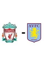 Liverpool - Aston Villa 11 december 2021