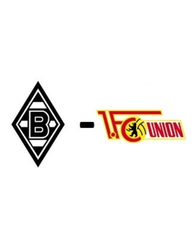 Borussia Monchengladbach - 1. FC Union Berlin 22 januari 2022