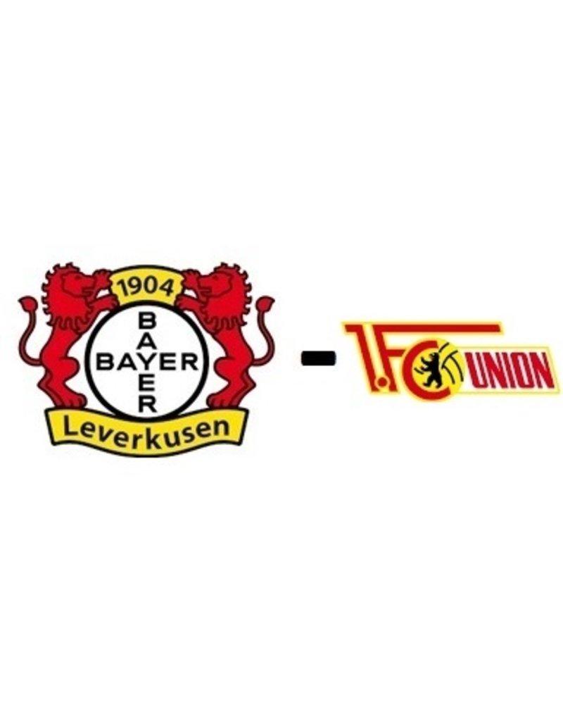 Bayer Leverkusen - 1. FC Union Berlin 8 januari 2022