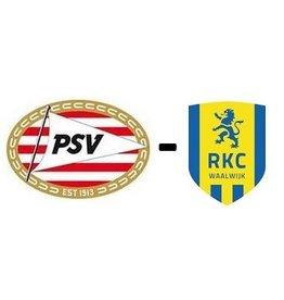 PSV - RKC Waalwijk