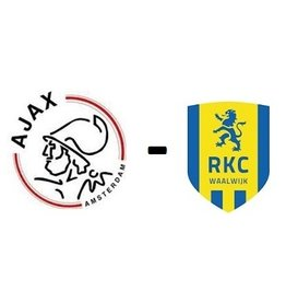AFC Ajax - RKC Waalwijk