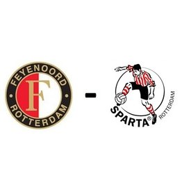 Feyenoord - Sparta Rotterdam