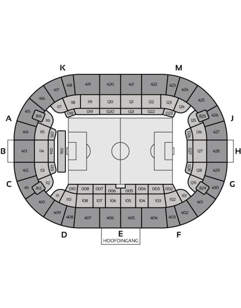 AFC Ajax - RKC Waalwijk 6 maart 2022
