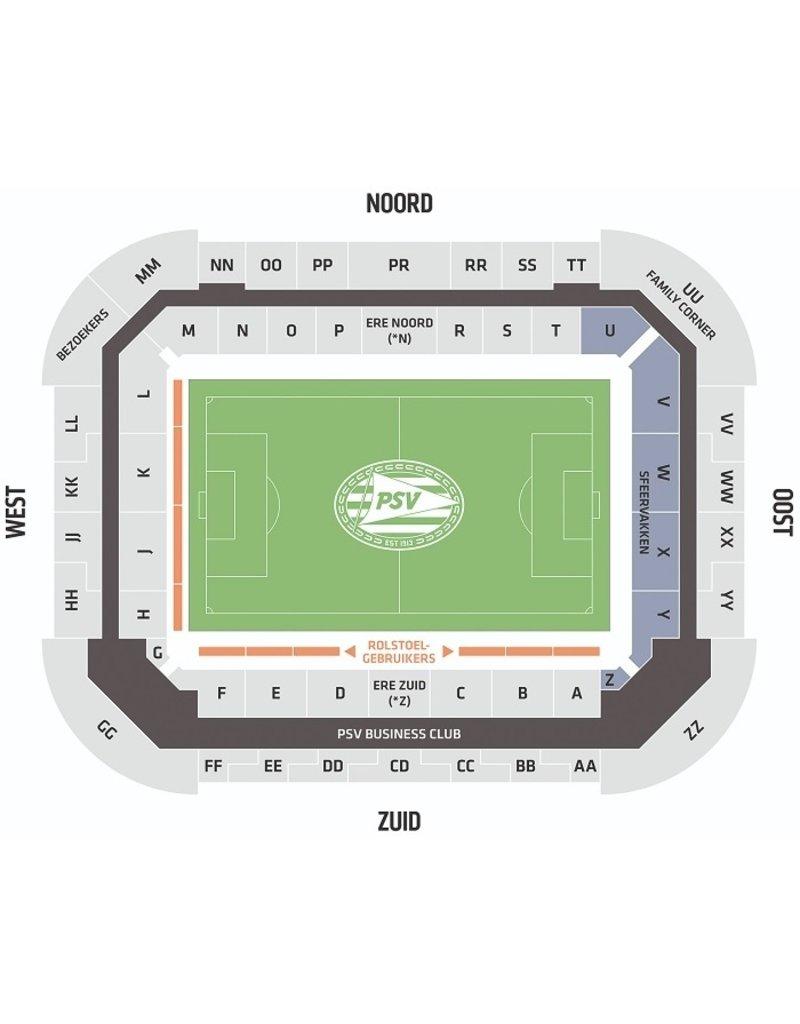 PSV - Sparta Rotterdam 3 oktober 2021