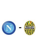 Napoli - Hellas Verona 7 november 2021