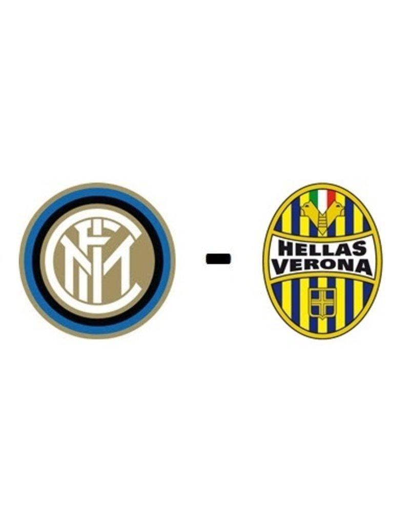 Inter - Hellas Verona 10 april 2022