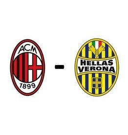 AC Mailand - Hellas Verona