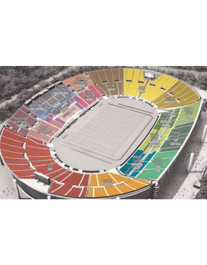 AS Roma - Hellas Verona 20 februari 2022