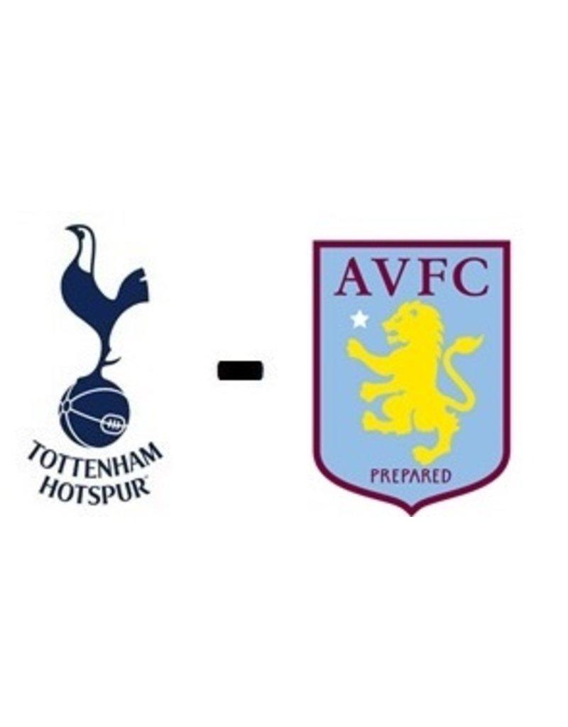 Tottenham Hotspur - Aston Villa Arrangement 2 oktober 2021