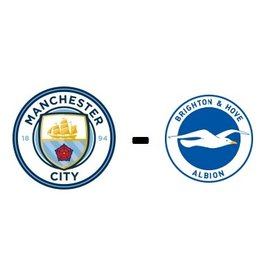 Manchester City - Brighton & Hove Albion Arrangement