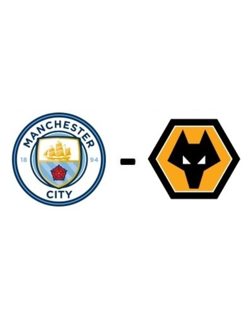Manchester City - Wolverhampton Wanderers Arrangement 11 december 2021