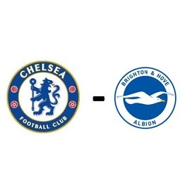 Chelsea - Brighton & Hove Albion Package