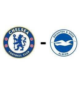 Chelsea - Brighton & Hove Albion Reisegepäck