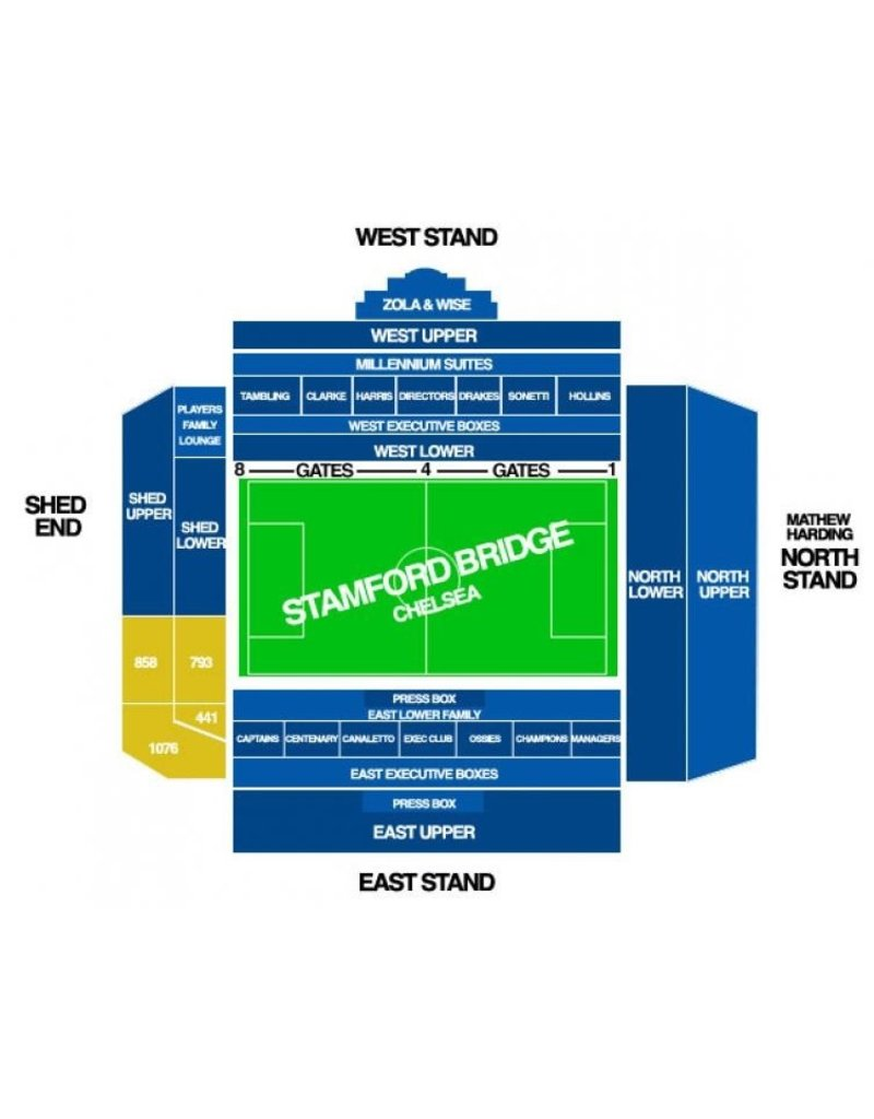 Chelsea - West Ham United Arrangement 23 april 2022
