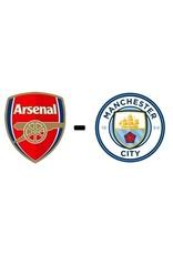 Arsenal - Manchester City Arrangement 1 januari 2022