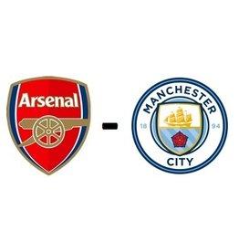 Arsenal - Manchester City Reisegepäck