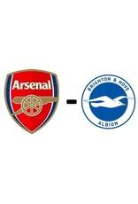 Arsenal - Brighton & Hove Albion Arrangement 9 april 2022