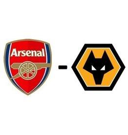 Arsenal - Wolverhampton Wanderers Reisegepäck