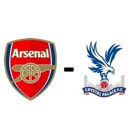 Arsenal - Crystal Palace Package