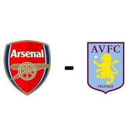 Arsenal - Aston Villa Reisegepäck