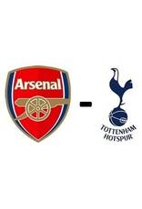 Arsenal - Tottenham Hotspur Arrangement 26 september 2021