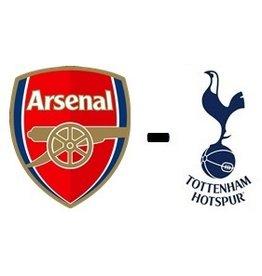 Arsenal -  Tottenham Hotspur Reisegepäck
