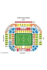 Manchester United - Crystal Palace Arrangement 4 december 2021
