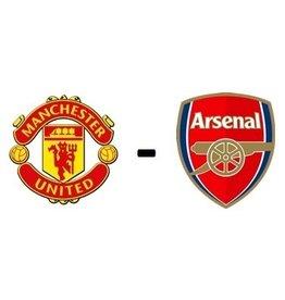 Manchester United - Arsenal Arrangement