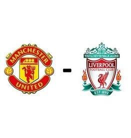 Manchester United - Liverpool Reisegepäck