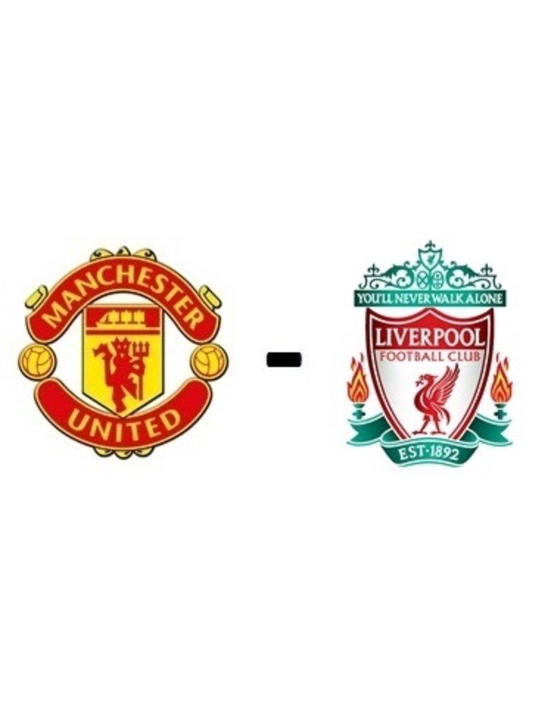 Manchester United - Liverpool Arrangement 24 oktober 2021