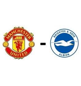 Manchester United - Brighton & Hove Albion Arrangement