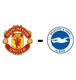 Manchester United - Brighton & Hove Albion Package