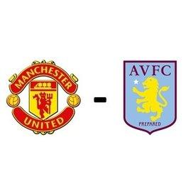Manchester United -  Aston Villa Reisegepäck