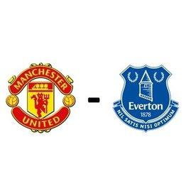 Manchester United - Everton Arrangement
