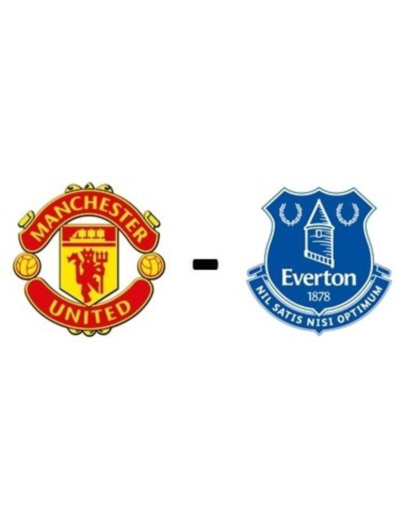 Manchester United - Everton Arrangement 2 oktober 2021