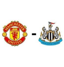 Manchester United -  Newcastle United Reisegepäck