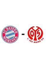 Bayern Munchen - 1. FSV Mainz Arrangement 11 december 2021