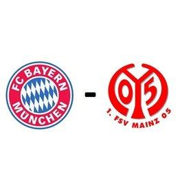Bayern Munchen - 1. FSV Mainz Arrangement