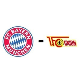 Bayern Munchen - 1. FC Union Berlin Arrangement