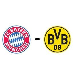 Bayern Munchen - Borussia Dortmund Arrangement