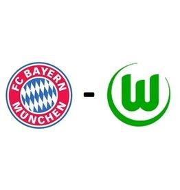 Bayern Munchen - VFL Wolfsburg Arrangement