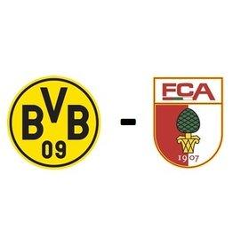 Borussia Dortmund - FC Augsburg Arrangement