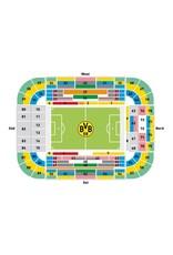 Borussia Dortmund - Greuther Fürth Arrangement 14 december 2021