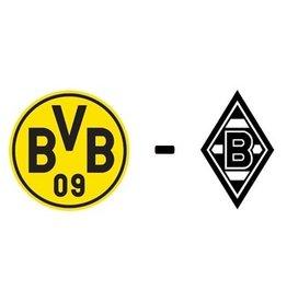 Borussia Dortmund - Borussia Monchengladbach Reisegepäck